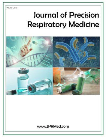 Medical Journals: Journal Precision Respiratory Medicine